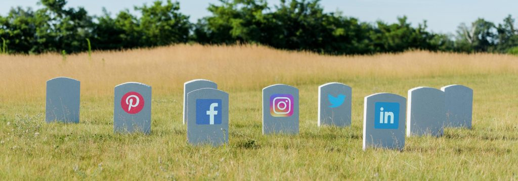 What Happens to My Social Media Accounts When I Die?
